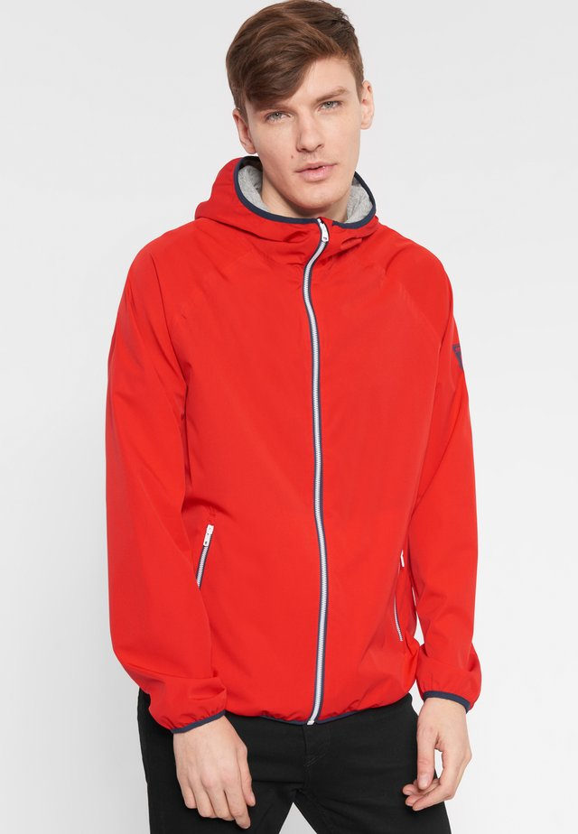 HIGHBALL - Outdoor jacket - racing red