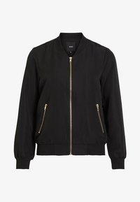 Object - Bomber Jacket - black - 5