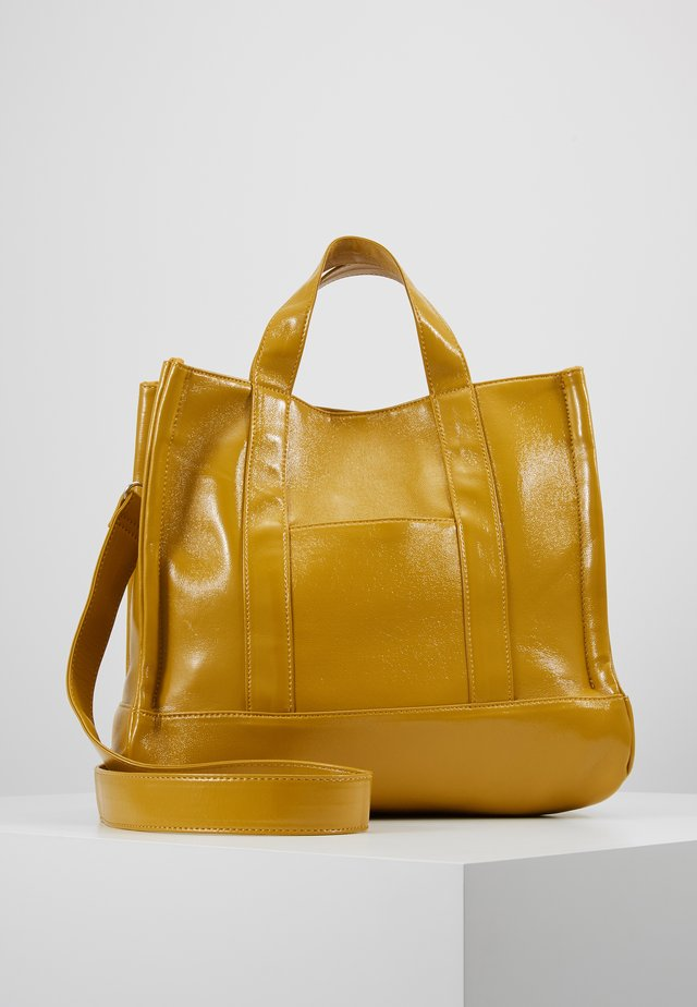 GLEAM MEDIUM - Handbag - yellow