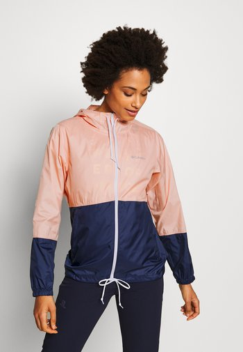 FLASH FORWARD - Windbreaker - pink