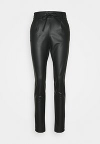 ONLY Tall - ONLPOPTRASH EASY PANT - Bukse - black - 0