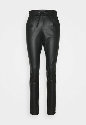 ONLPOPTRASH EASY PANT - Broek - black