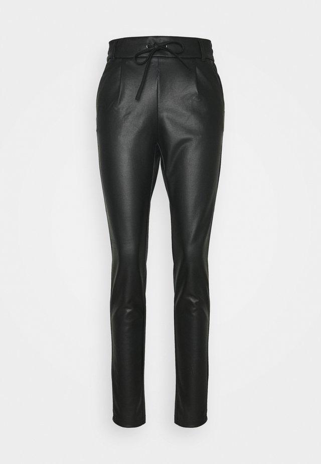 ONLPOPTRASH EASY PANT - Broek - black