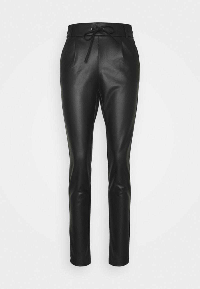 ONLY Tall - ONLPOPTRASH EASY PANT - Bukse - black