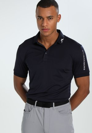 TOUR TECH SLIM - Sports shirt - navy