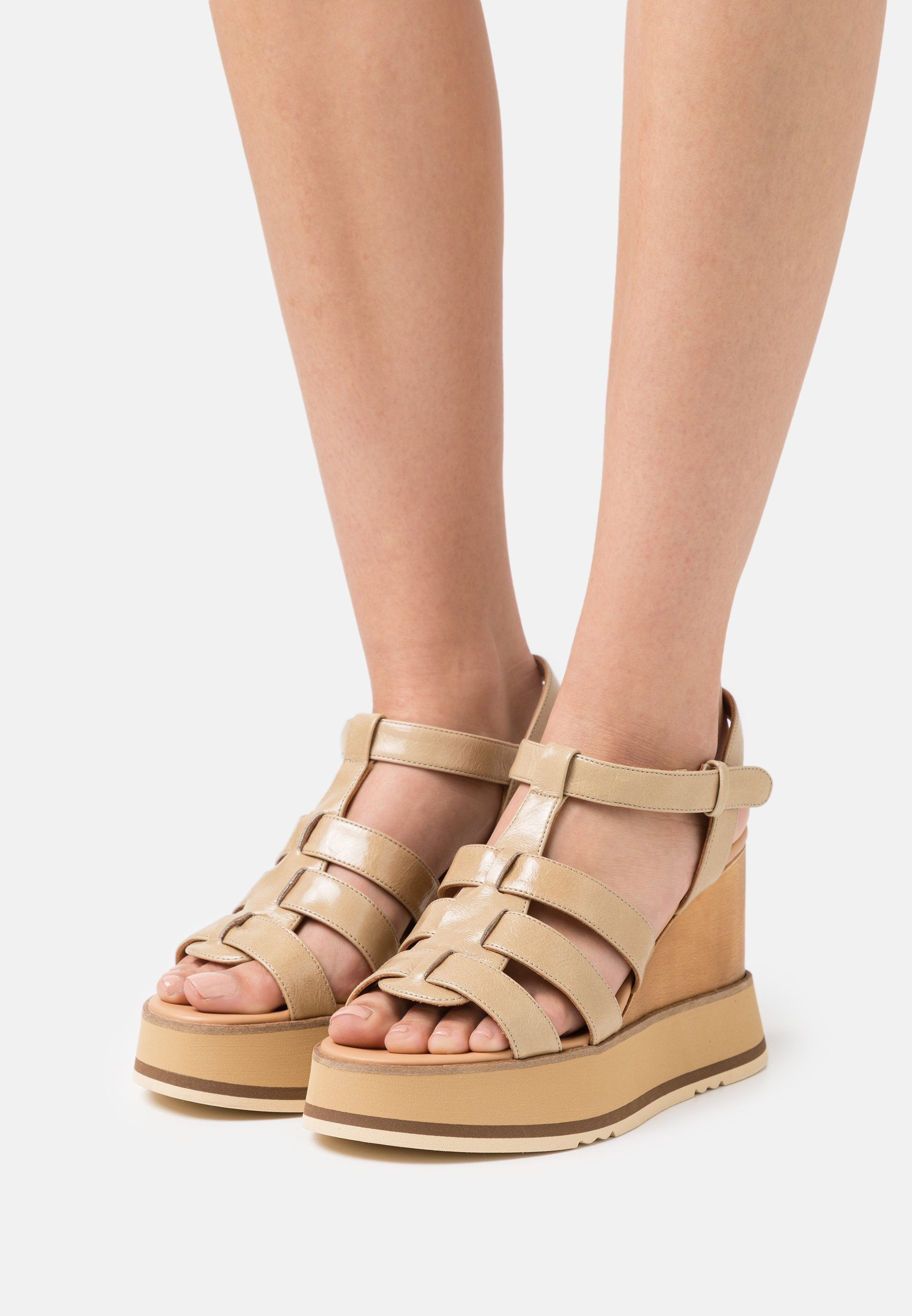 Women JUTAI - Platform sandals