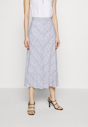 GRANITE MY SKIRT - A-line skirt - blue