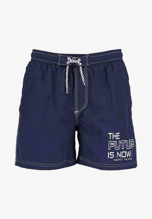 BASICS - Swimming shorts - nachtblau