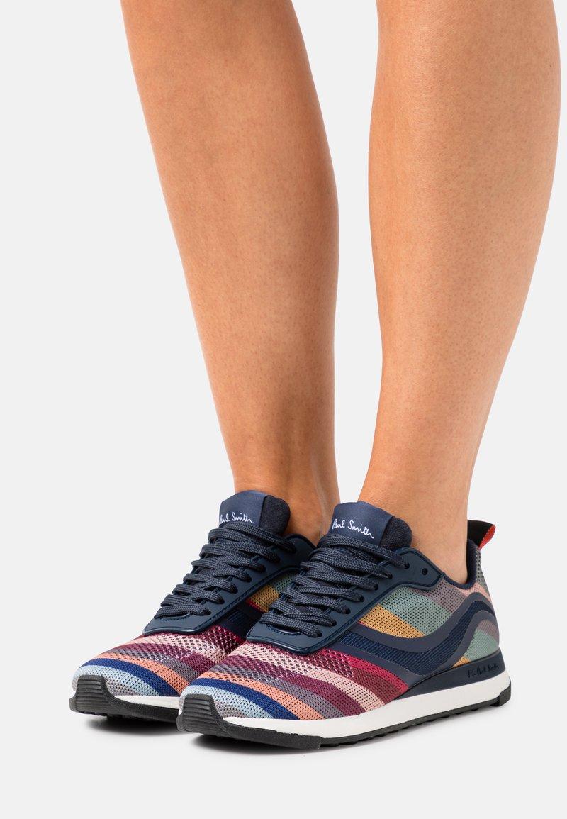 Paul Smith - WOMENS SHOE RAPPID SWIRL - Sneakers laag - swirl