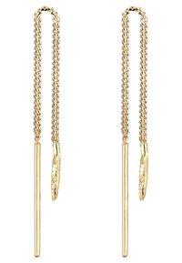 Elli - Earrings - gold coloured - 4