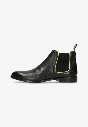 AMELIE - Kotníková obuv - pisa black/navy