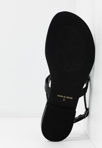 River Island Wide Fit - Teensandalen - black - 6