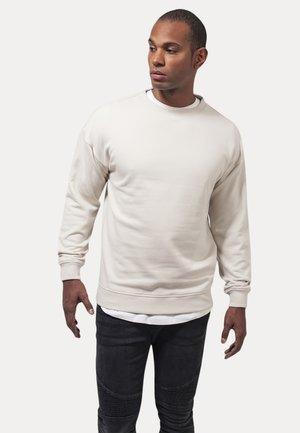 CREWNECK - Sweatshirt - sand