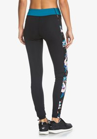 Roxy - SHAPE OF YOU - Leggings - true black vallay - 2