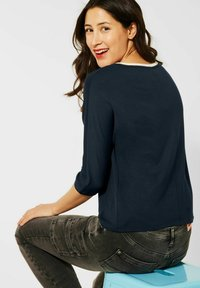 Street One - Long sleeved top - blau - 1