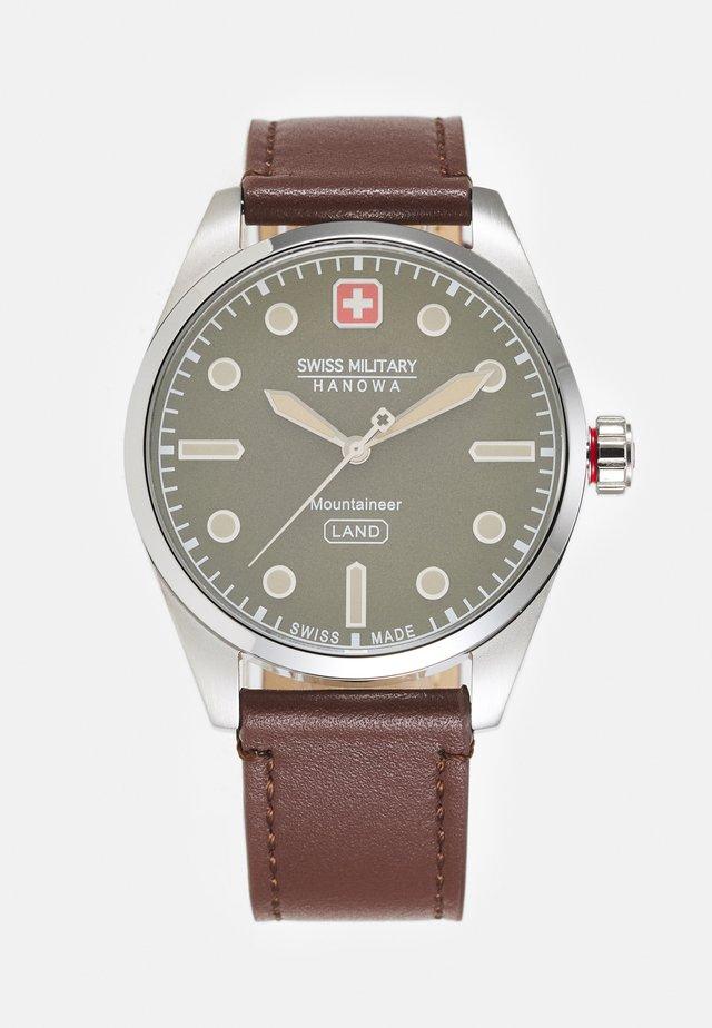 MOUNTAINEER - Horloge - brown