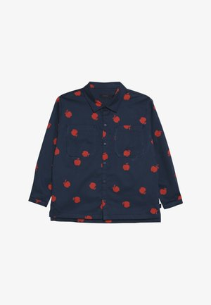 APPLES  - Camisa - true navy/burgundy