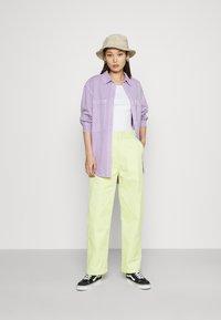 Dickies - ELIZAVILLE - Trousers - mellow green - 1