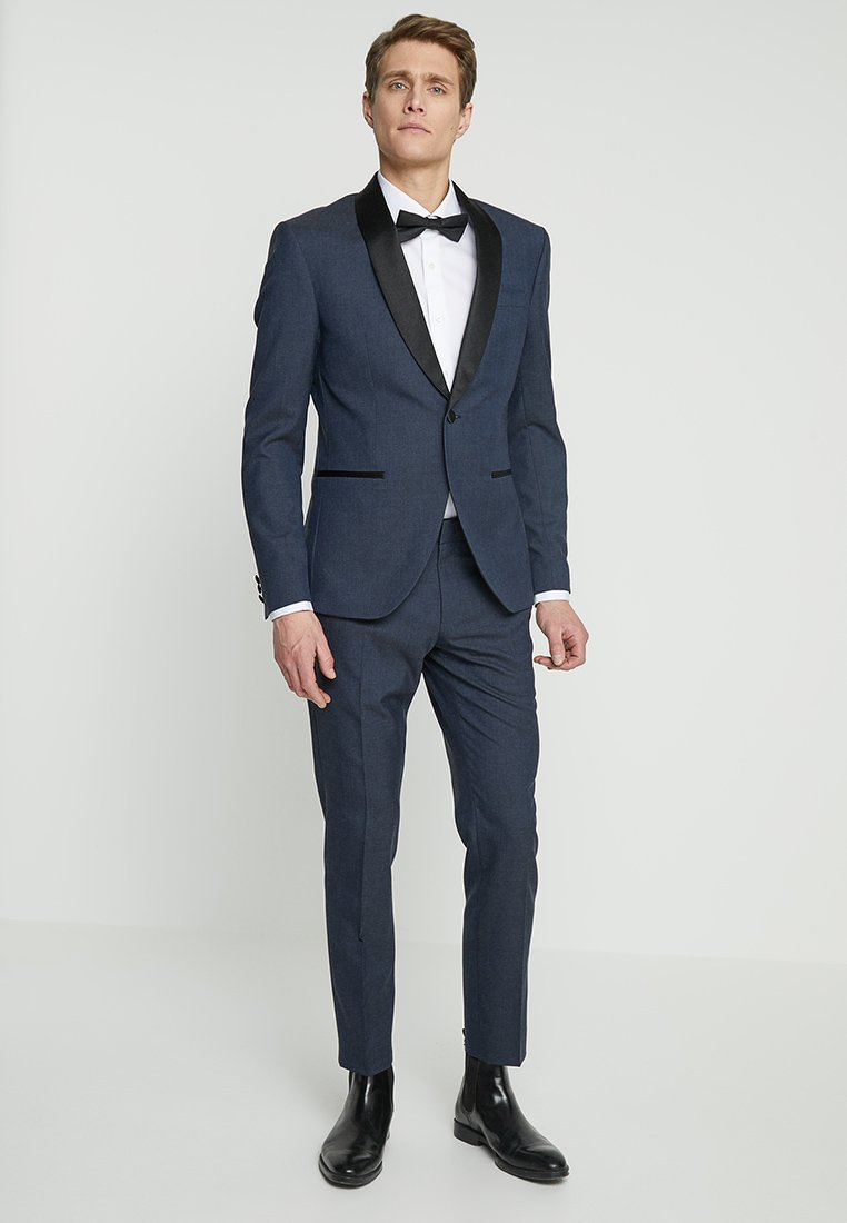 Isaac Dewhirst - TUX - Suit - dark blue