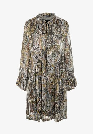 EMPIREKLEID EFGONY - Day dress - braun
