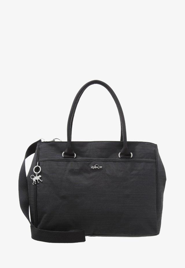ARTEGO - Handtasche - dazz black