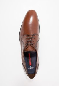 Lloyd - OSMOND - Smart lace-ups - cognac - 1