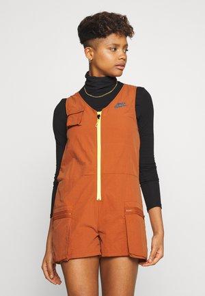 ROMPER - Jumpsuit - desert orange/lemon