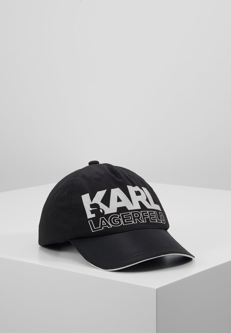 KARL LAGERFELD - Kšiltovka - black