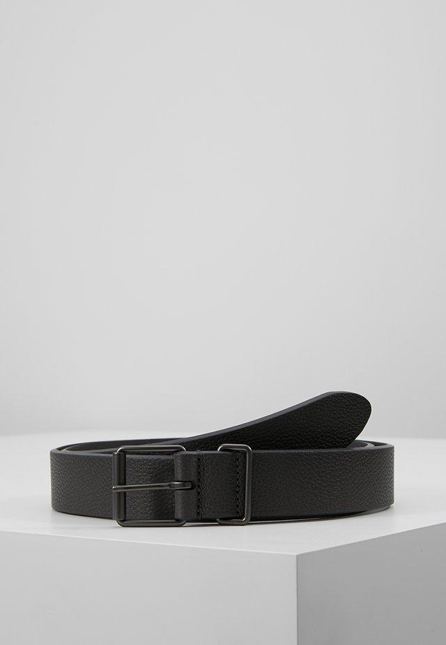 BELT - Belt - dark grey