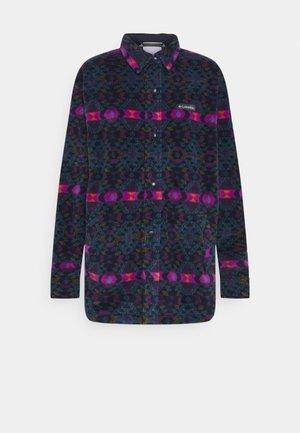 BENTON SPRINGS JACKET - Fleece jacket - plum blanket/dark nocturnal