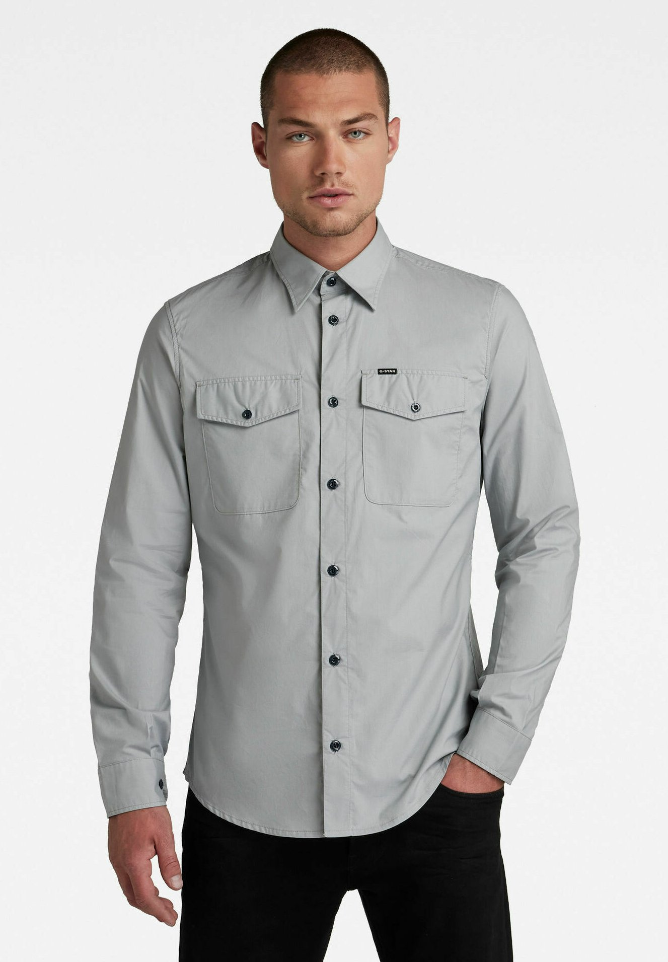 Uomo MARINE - Camicia