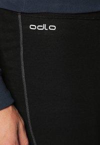 ODLO - LONG X-WARM - Dlouhé spodní prádlo - black - 4