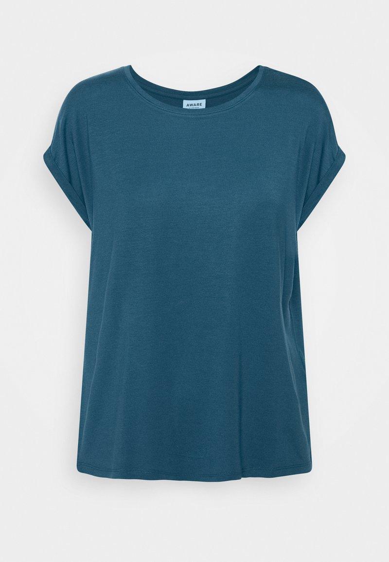 Vero Moda - T-paita - moroccan blue