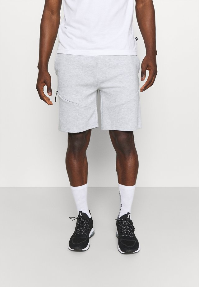 Men's shorts - Träningsshorts - light grey