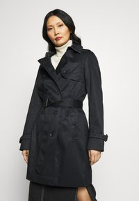 Esprit Collection - CLASSIC TRENCH - Trenchcoat - black - 0