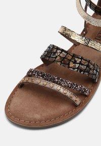 Lazamani - Sandals - brown - 6