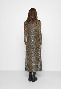 Notes du Nord - TARA DRESS - Maxi dress - brown - 2