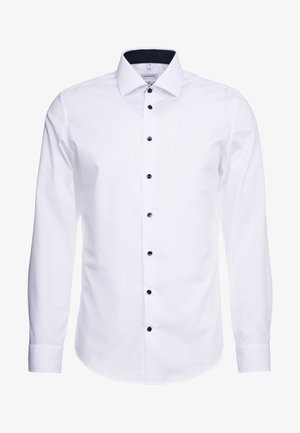 BUSINESS KENT PATCH SLIM FIT - Formal shirt - white