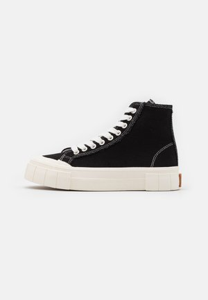 PALM UNISEX - High-top trainers - black