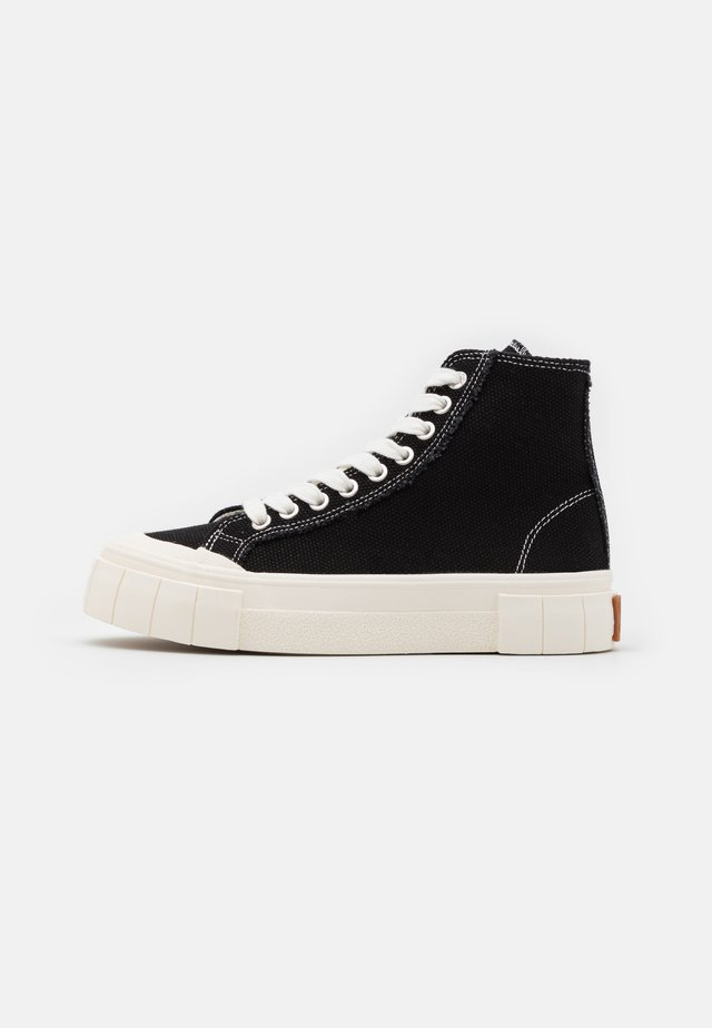 PALM UNISEX - Sneakers hoog - black