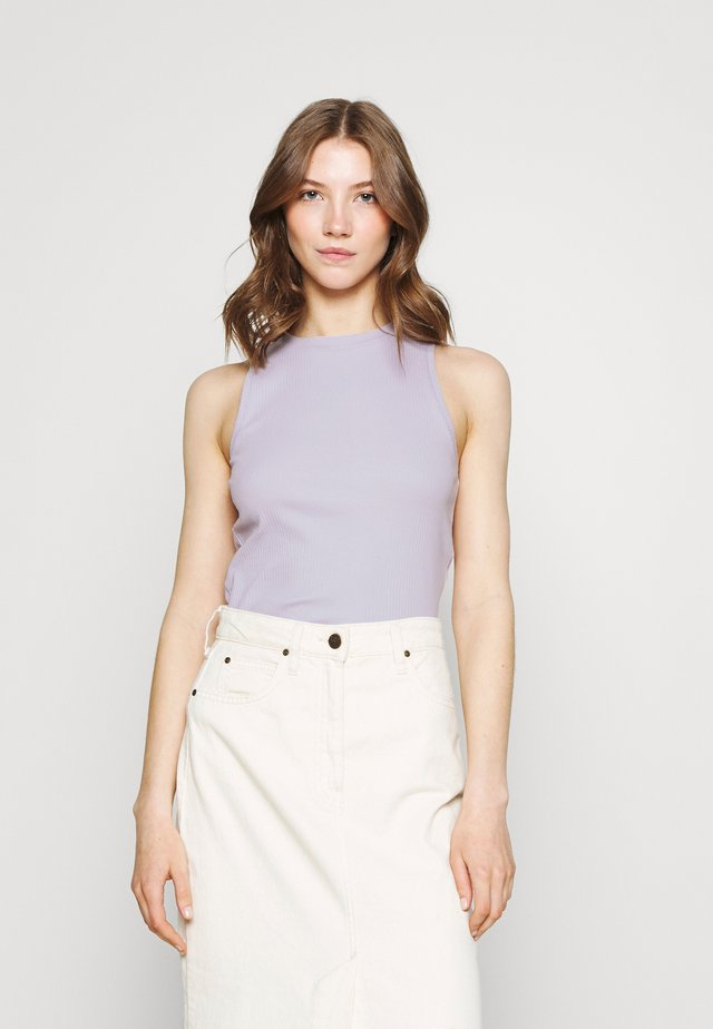 VMLAVENDER - Top - pastel lilac