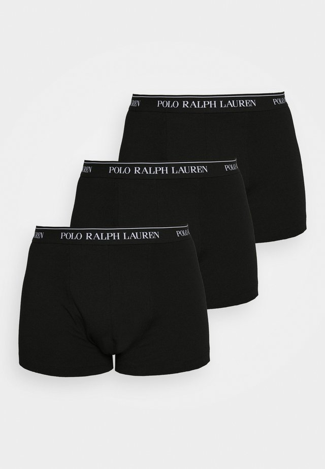 3 PACK - Shorty - black