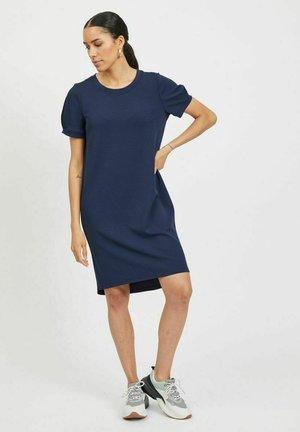 Jerseyklänning - navy blazer