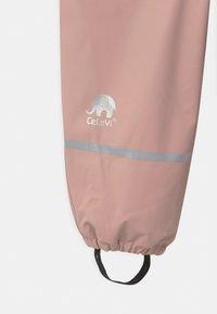CeLaVi - RAINWEAR  - Kalhoty do deště - misty rose - 3