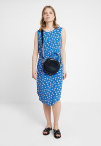 Marc O'Polo DENIM - DRESS STRAP DETAIL AT BACK - Day dress - blue - 2