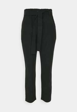 WOVEN PANTS - Trousers - dark atlantic