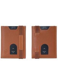 VON HEESEN - Wallet - cognac (genarbt) - 4