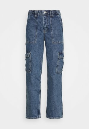 SKATE JEAN - Relaxed fit jeans - mid vintage