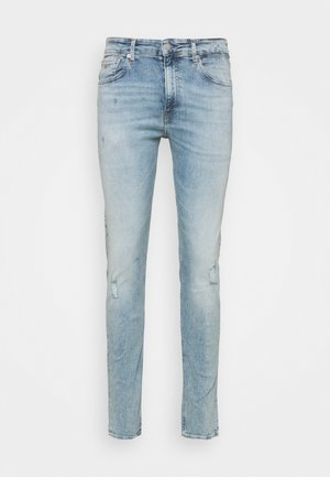 SKINNY - Jeans Skinny Fit - denim medium