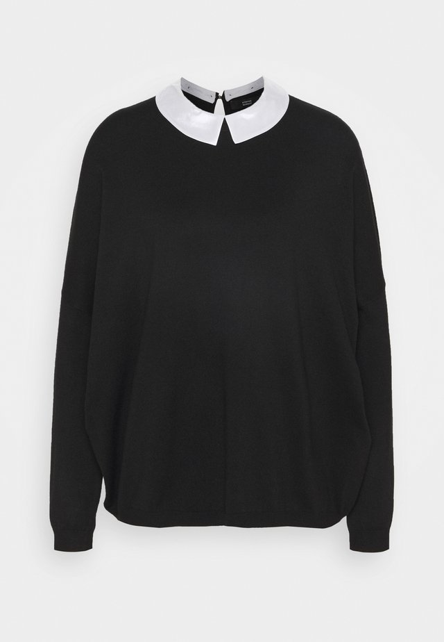 COLLAR SPECIAL - Jumper - black